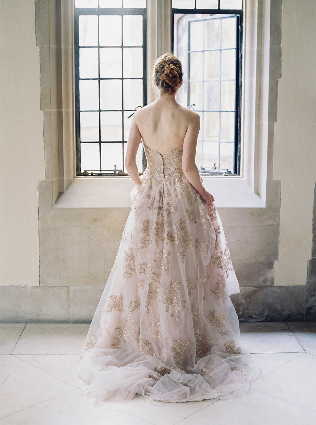 Classic Elegance Re Imagined Oleg Cassini Spring 2017 Collection David S Bridal Blog