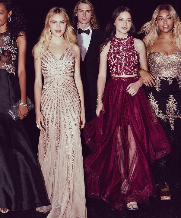 2017 Prom Dress Trends