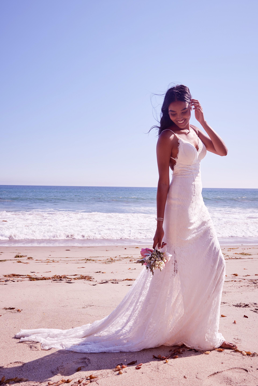 Beach Wedding Dresses David S Bridal Blog
