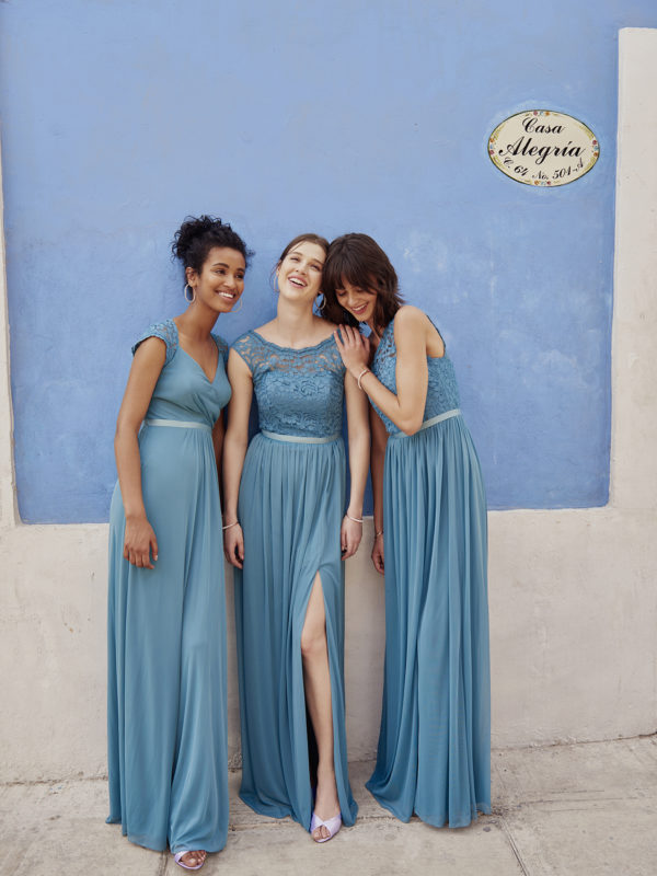 Fall 2017 Bridesmaid Dress Trends