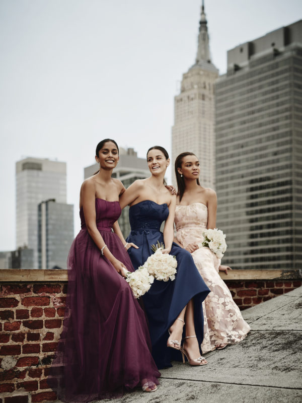 Oleg Cassini Bridesmaid Dress Collection