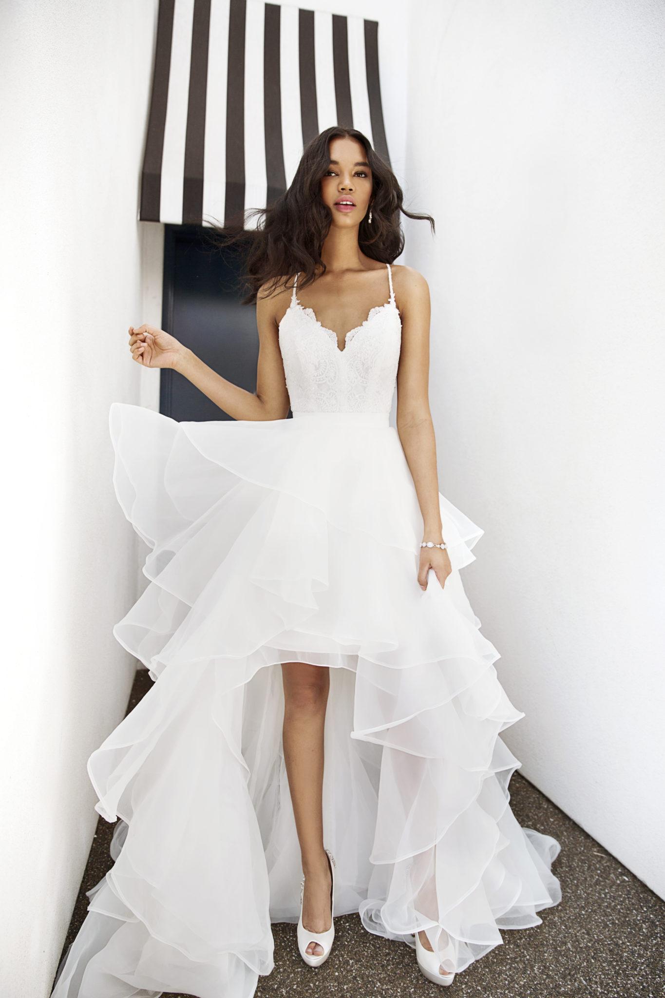 Sexy Wedding Dress from David's Bridal