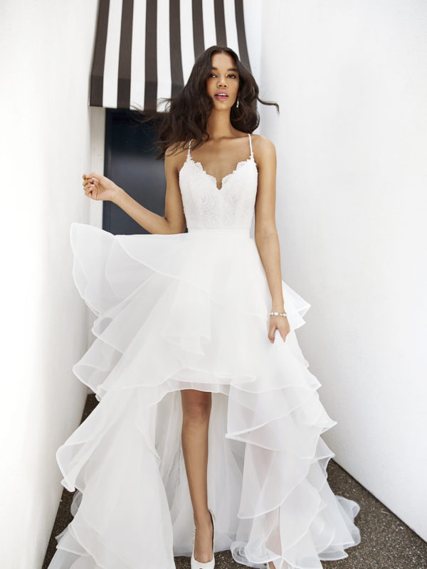 Sexy Wedding Dress from David's Bridal