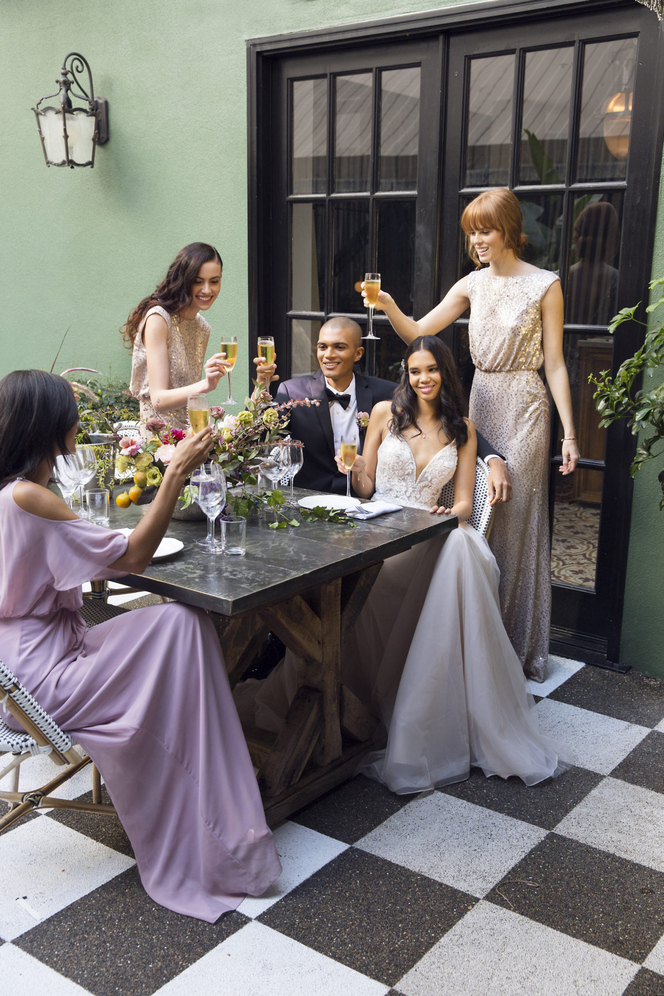 10 Tips for Giving a Wedding Toast. See more on the David's Bridal blog.