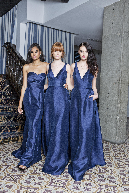 Spring 2018 Bridesmaid Dress Trends