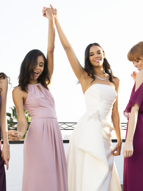 Spring 2018 Bridesmaid Trends