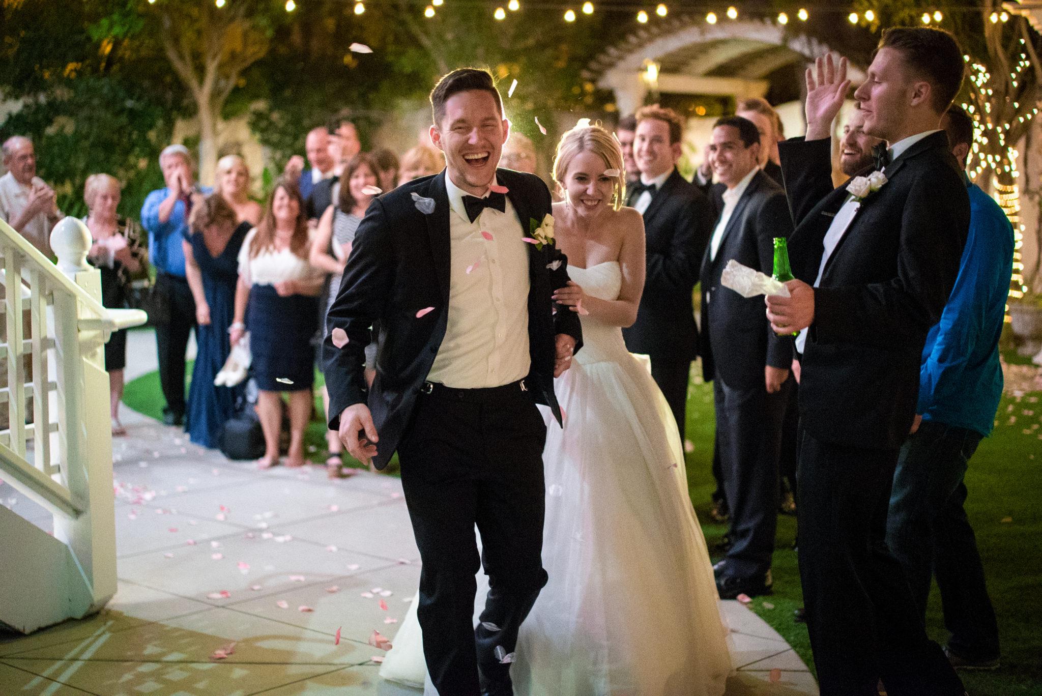 Creative Wedding Send-off Ideas