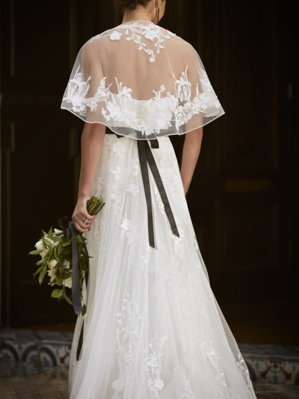 Wedding Dress Toppers from David's Bridal