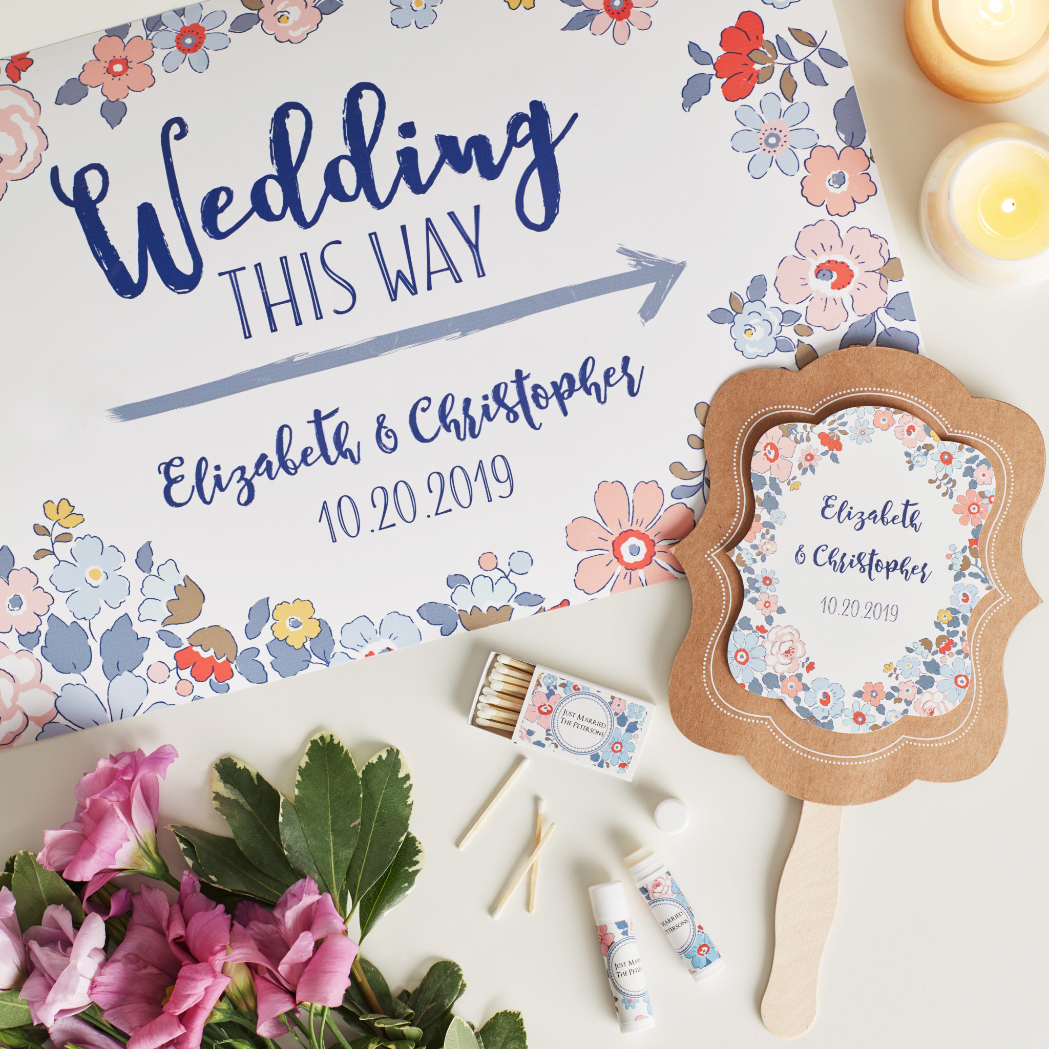 Cheerful Florals for Weddings