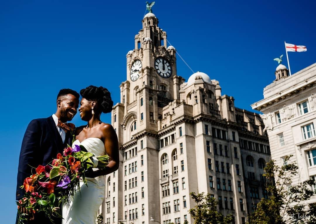 5 Wedding Traditions from Across the Pond. British wedding traditions that are different from American wedding traditions on the David's Bridal blog - www.davidsbridal.com/blog.