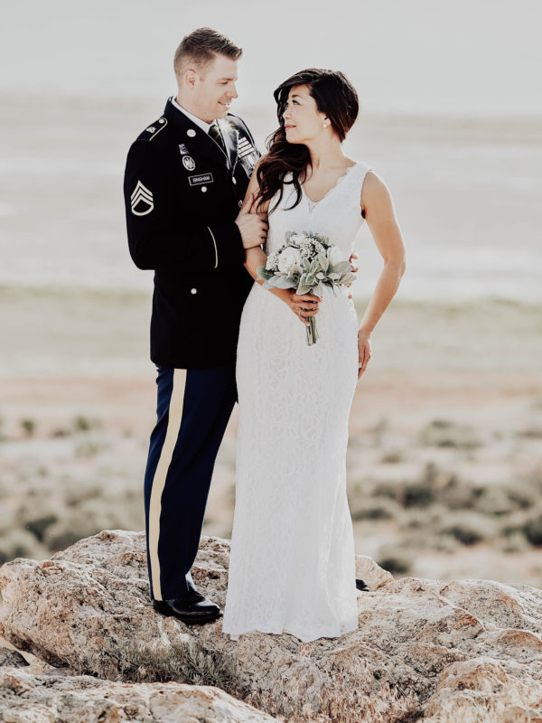 What Makes a U.S. Military Wedding Different from Other Weddings