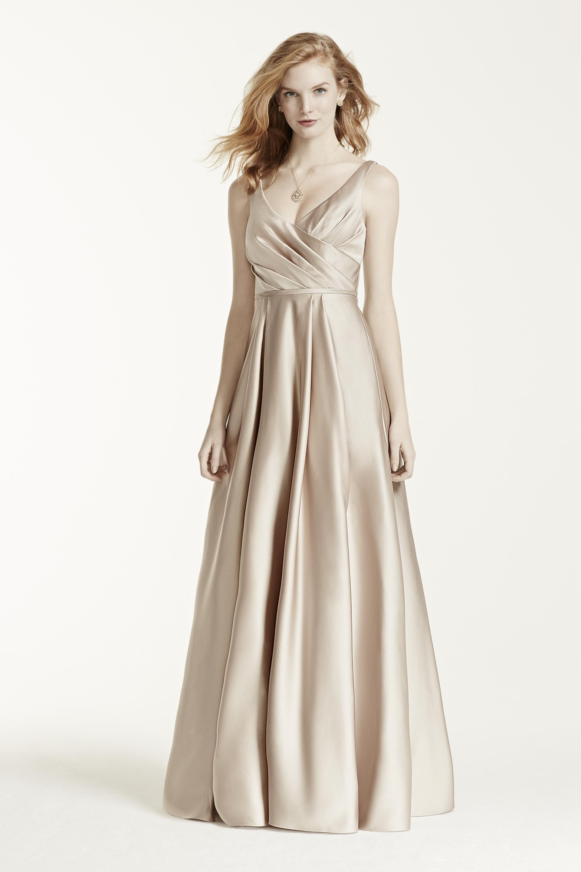 Bra-Friendly Bridesmaid Dresses - The