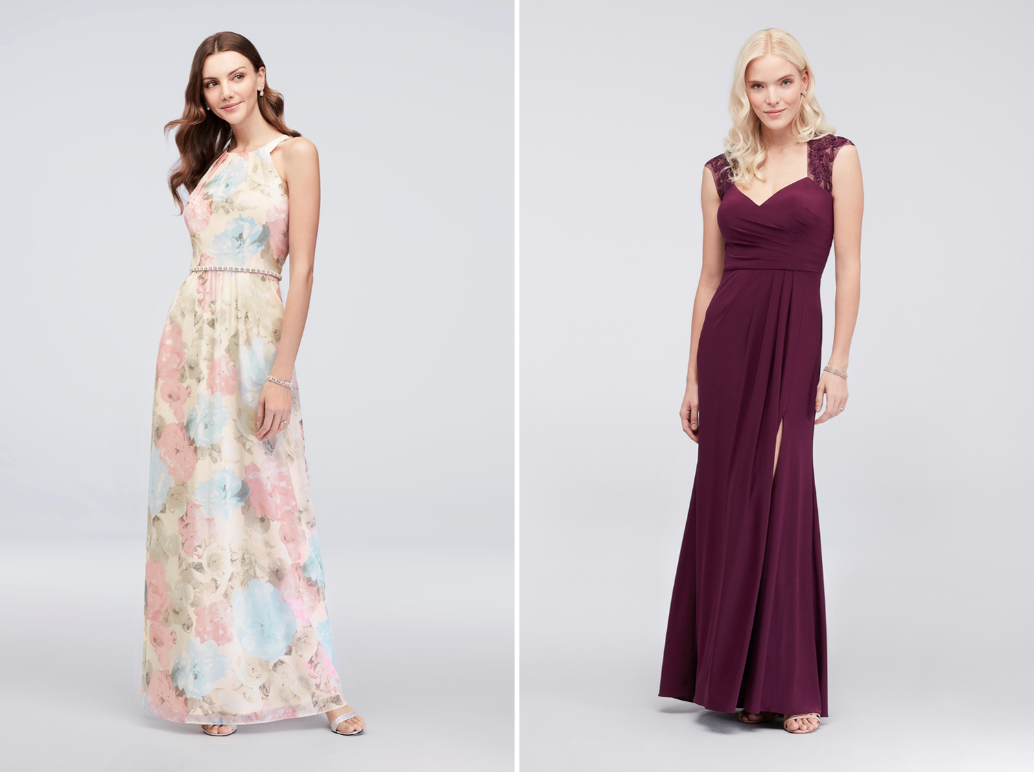 Mother of the Bride Dresses for Different Body Types | Minimize Your Hips