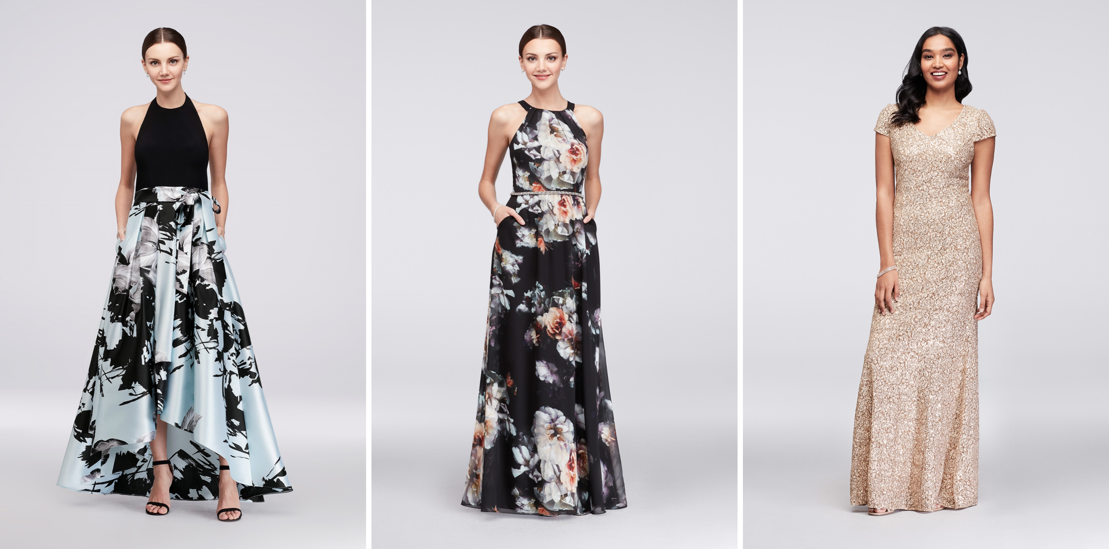 Mother of the Bride Dresses for Different Body Types | Accentuate Your Arms