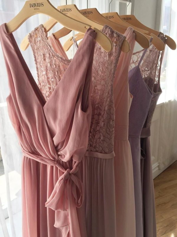 Bra-Friendly Bridesmaid Dresses