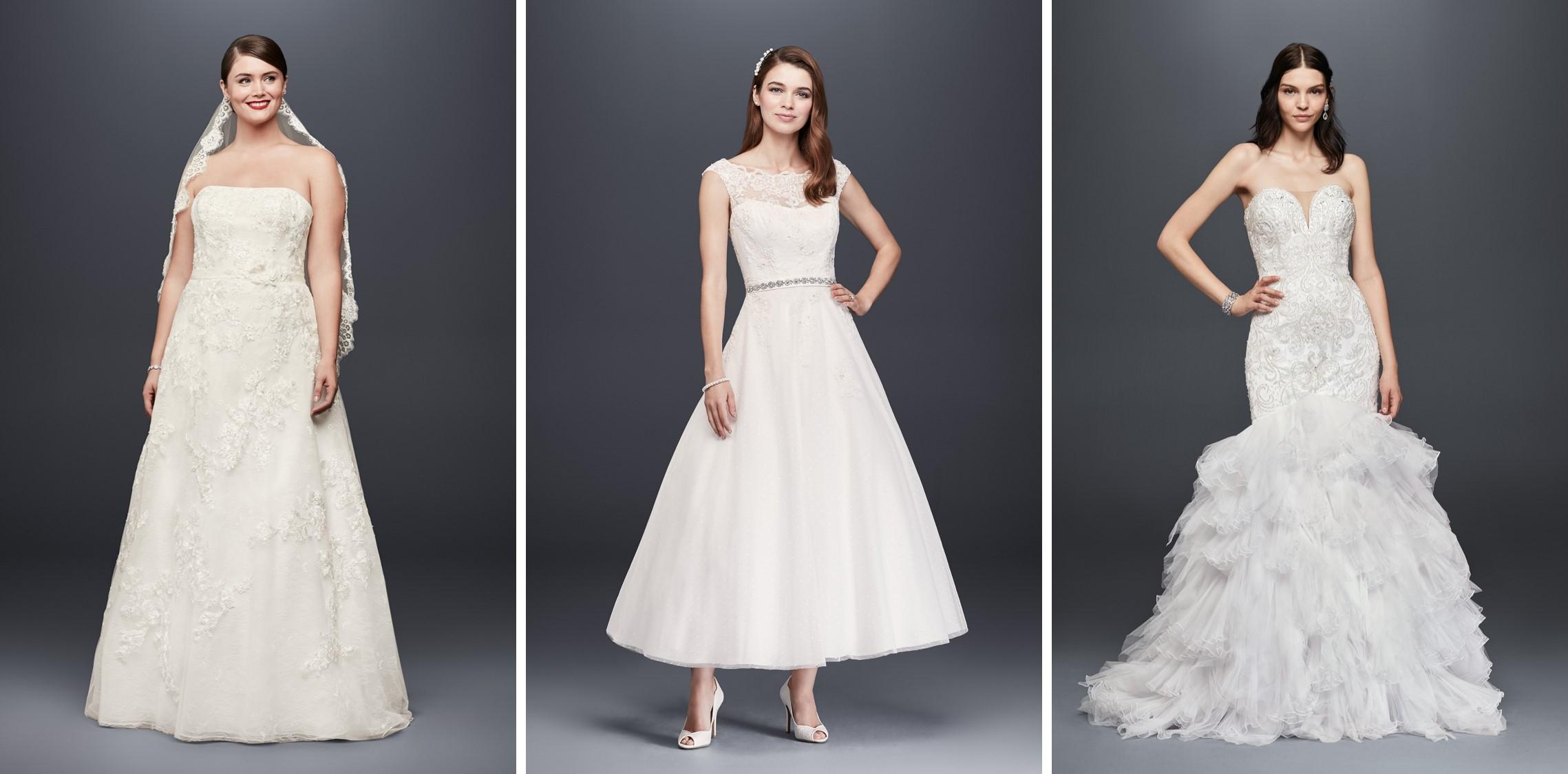 Summer Wedding Dress Clearance Event