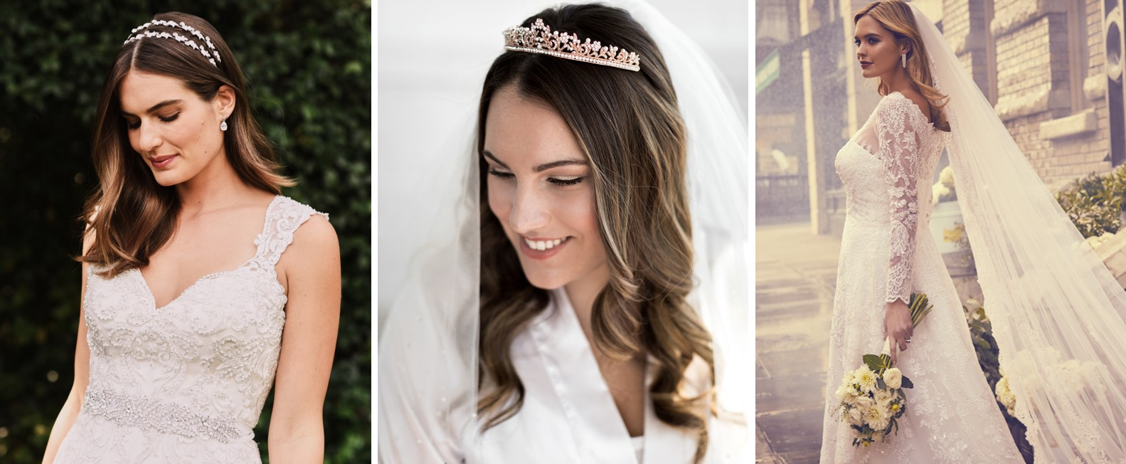 Wedding Hair Ideas | Down
