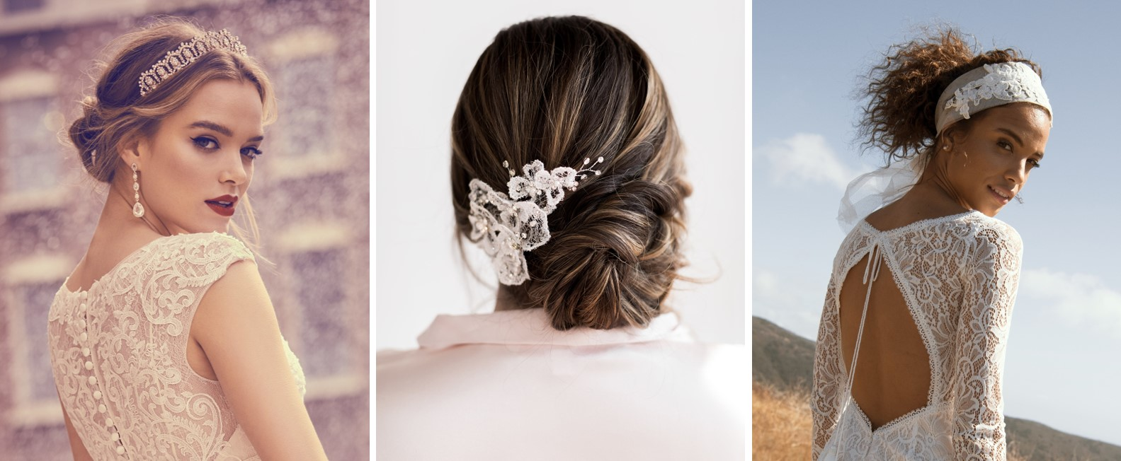 Wedding Hair Ideas | Bridal Up Do's