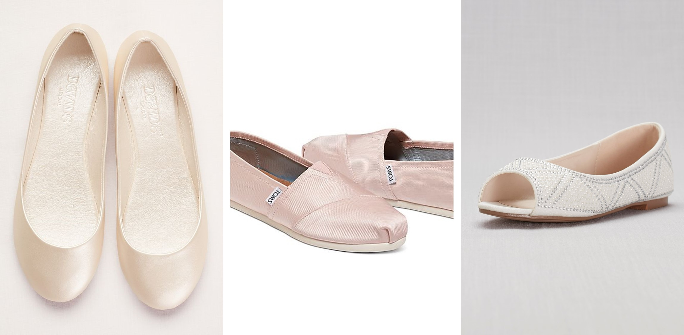 Wedding Flats | Bridal Hues