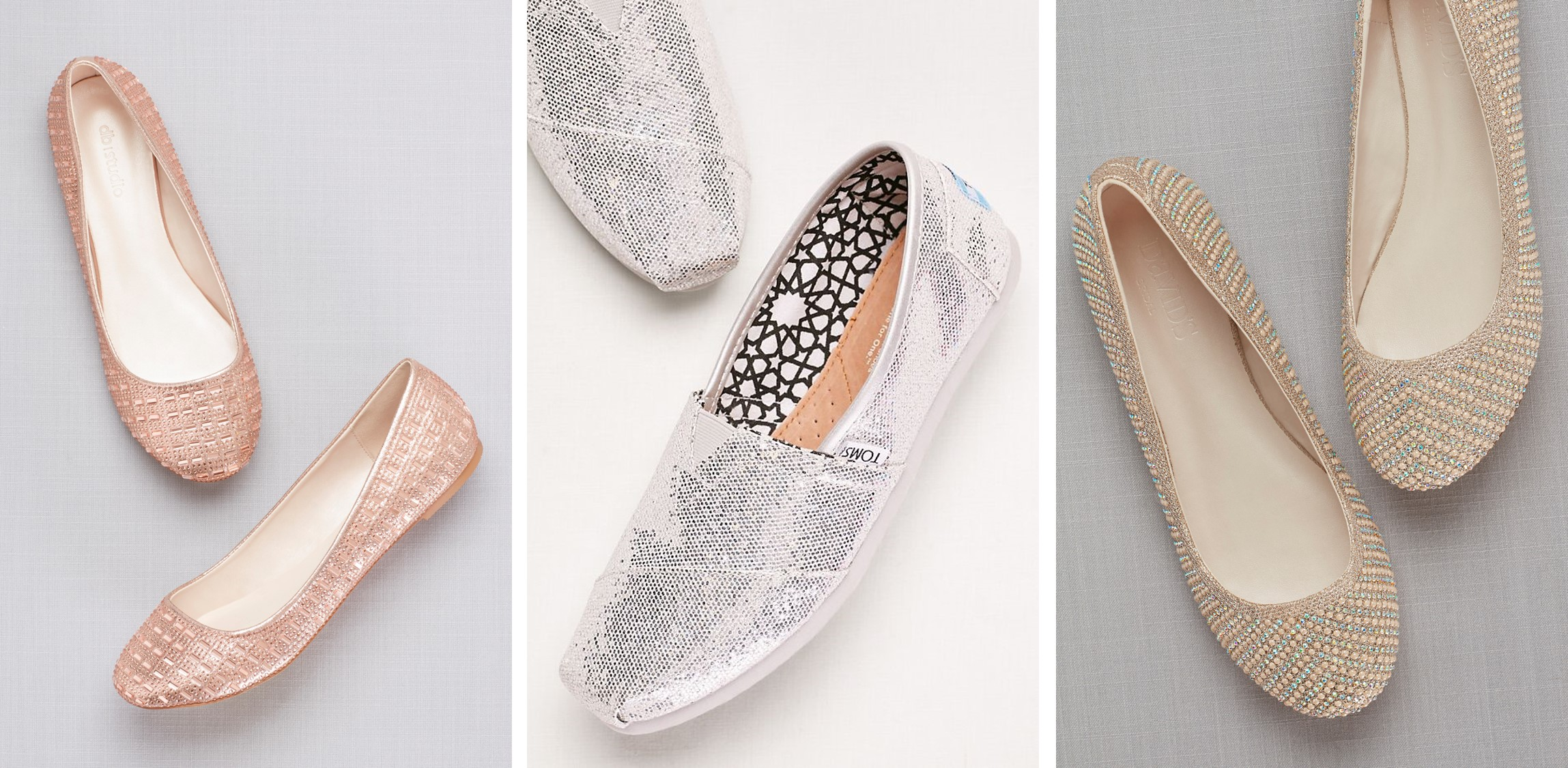 Wedding Flats | Shimmer and Shine