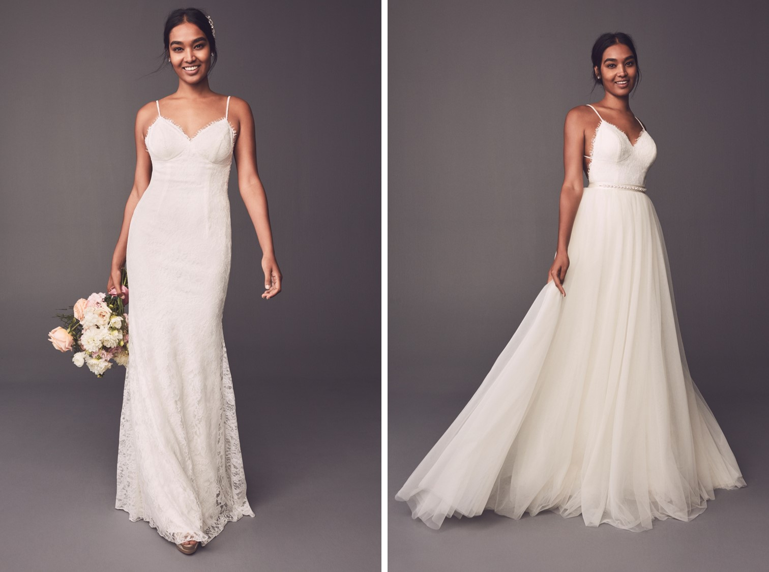 Twice As Nice Convertible Styles David S Bridal Blog