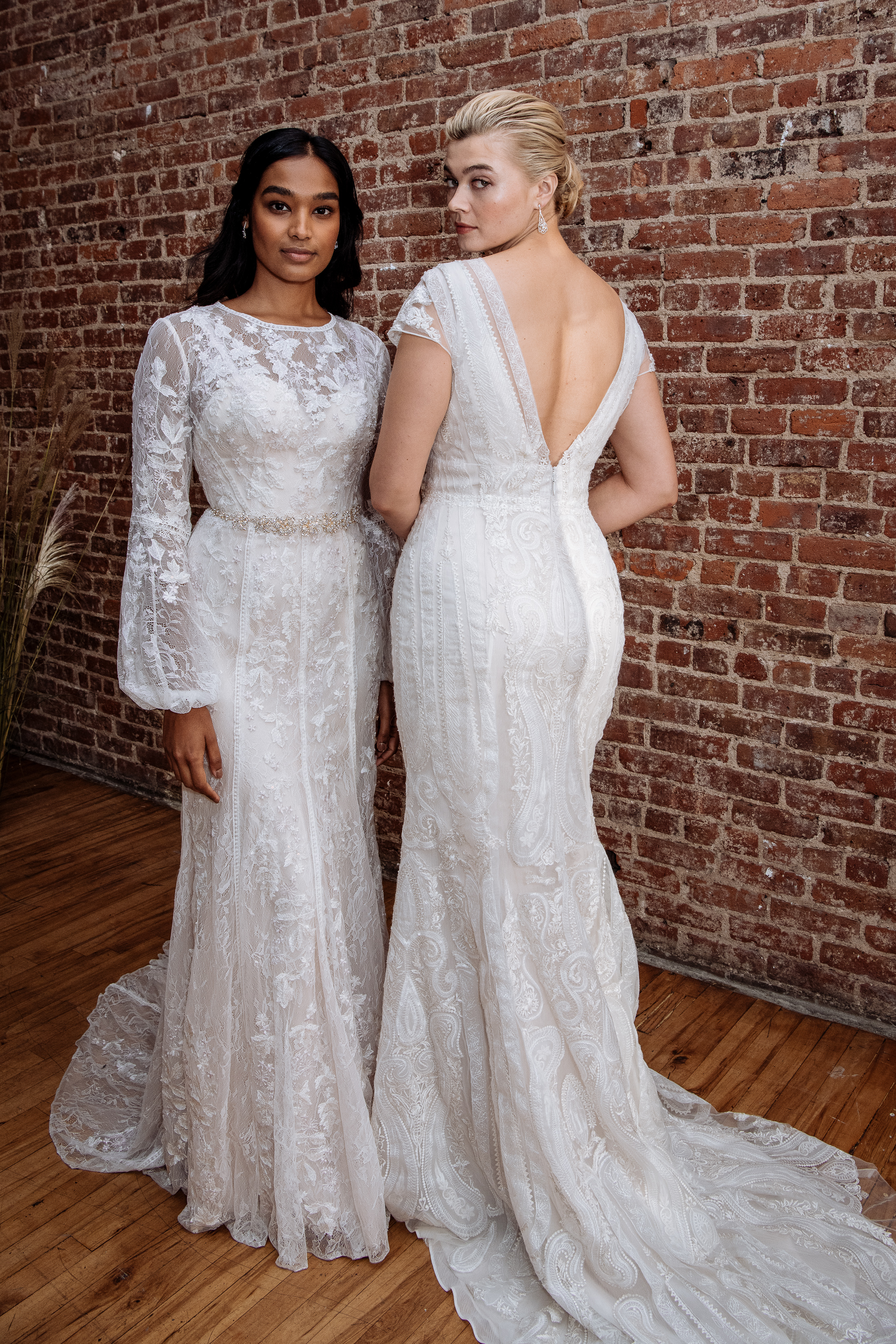 2019 Spring Wedding Dresses | Wedding Dress with Sleeves