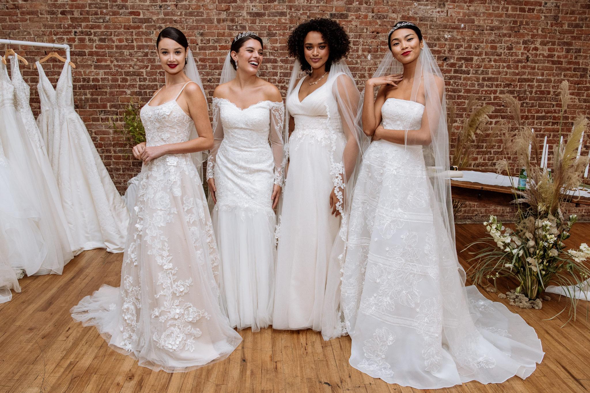 2019 Spring Wedding Dresses