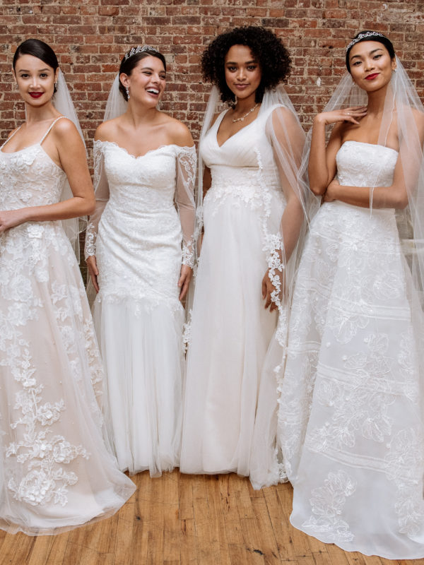 2019 Spring Wedding Dresses