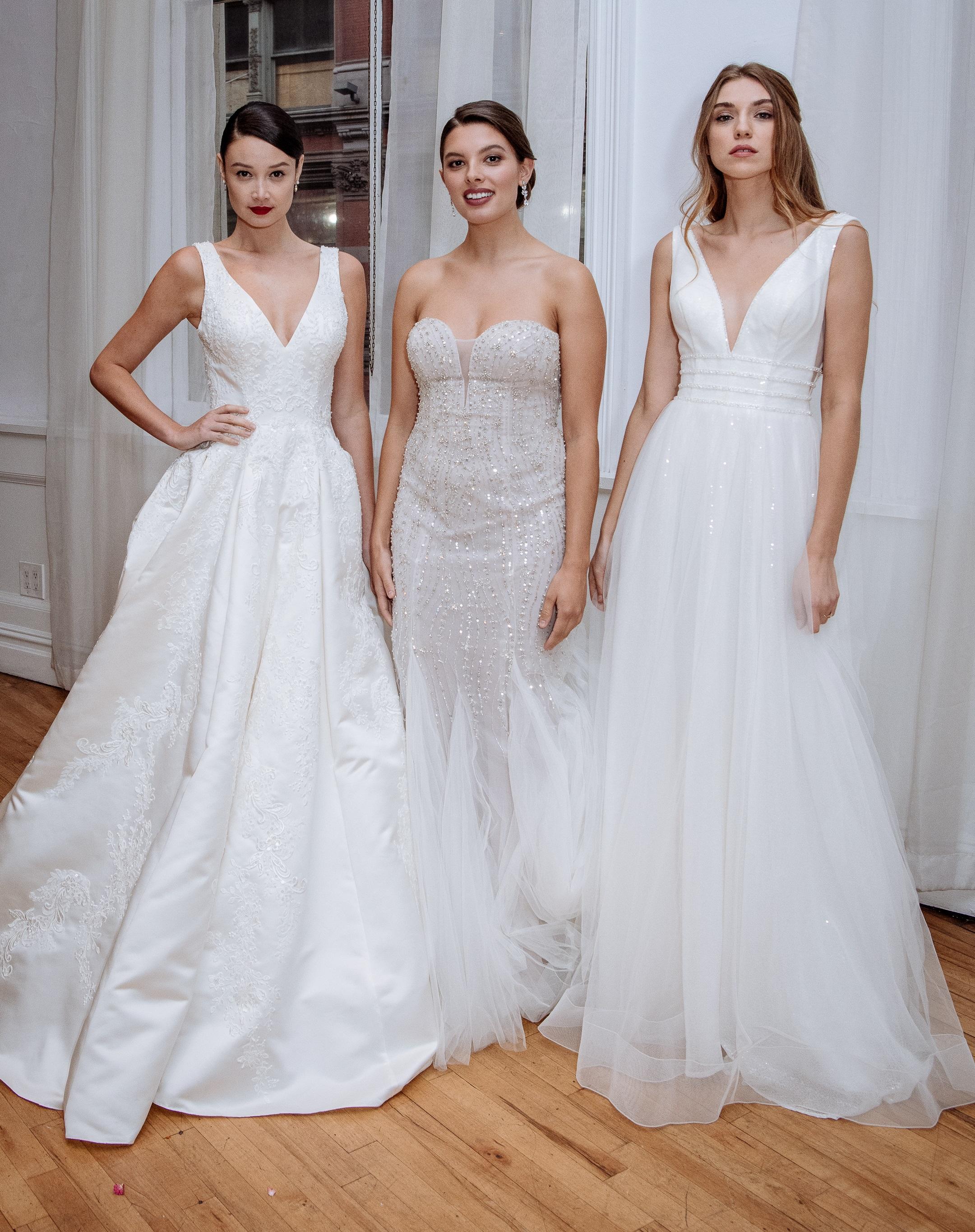 2019 Spring Wedding Dresses | Sparkle Wedding Dresses