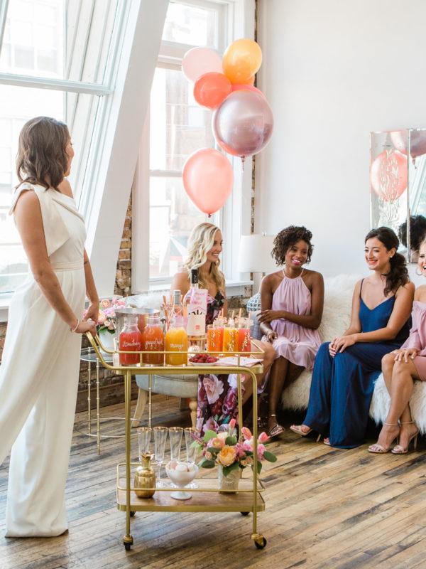 Bridesmaid Shower Inspiration