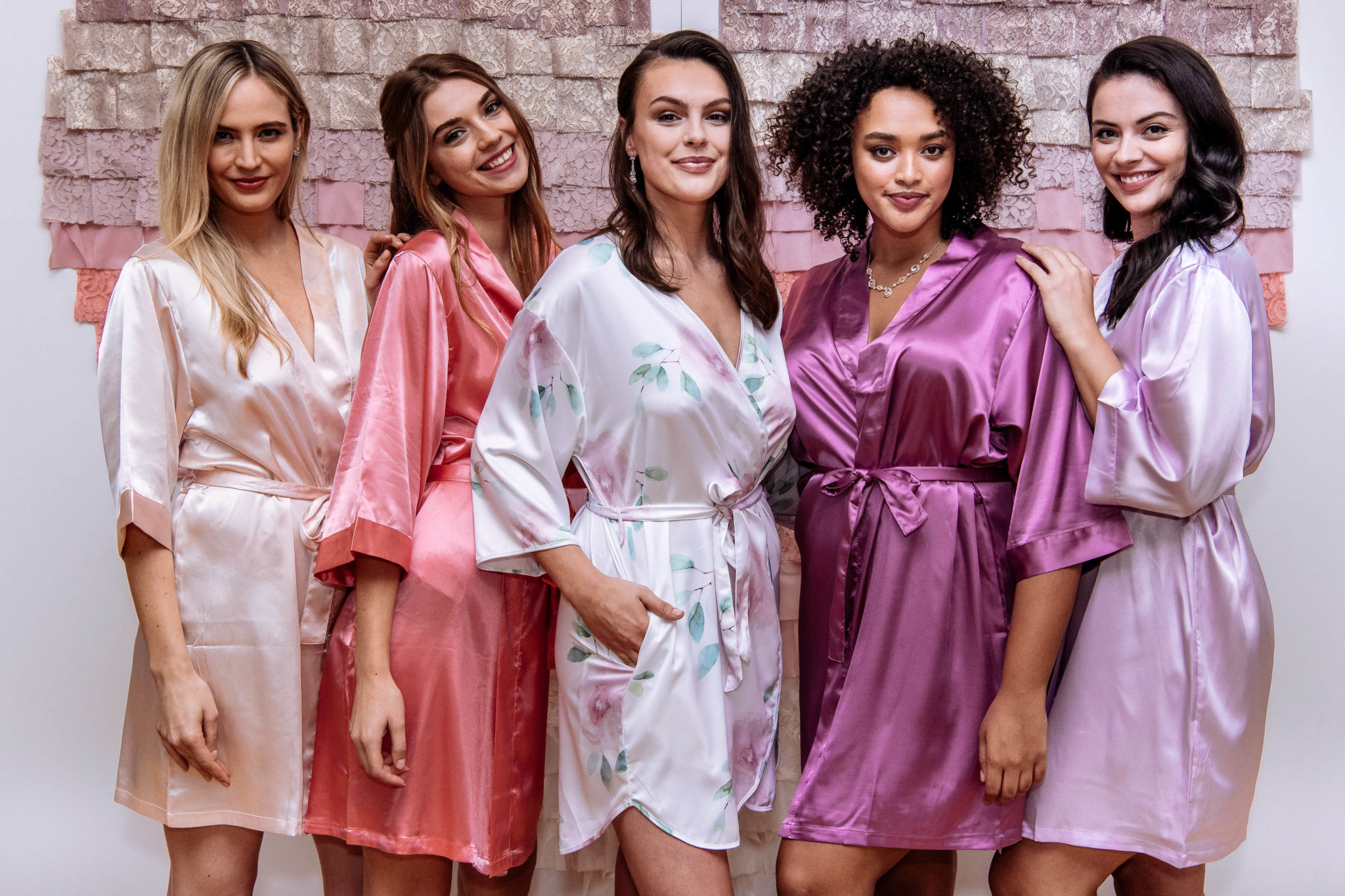 All About Bridal Party Robes David S Bridal Blog
