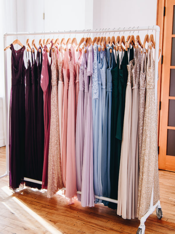2019 Spring Bridesmaid Dresses | Ruffles
