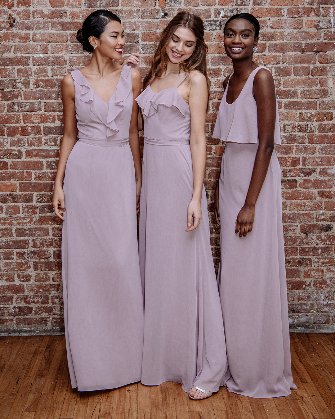 2019 Spring Bridesmaid Dresses | Ruffles (and under $100!)