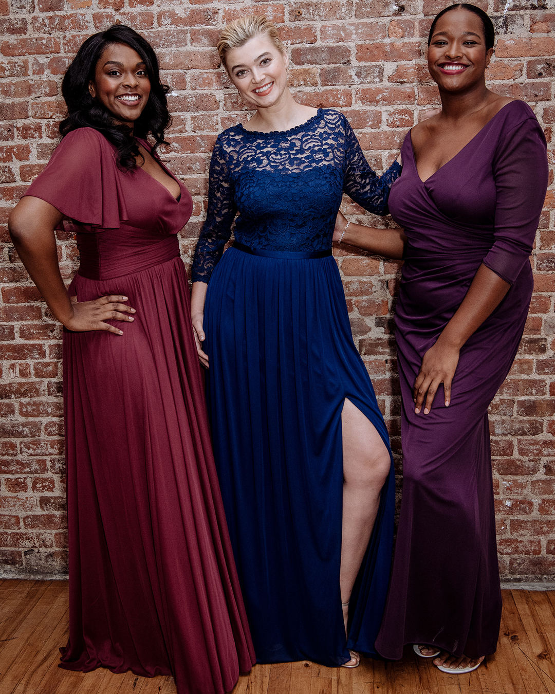 2019 Spring Bridesmaid Dresses | Sleeves