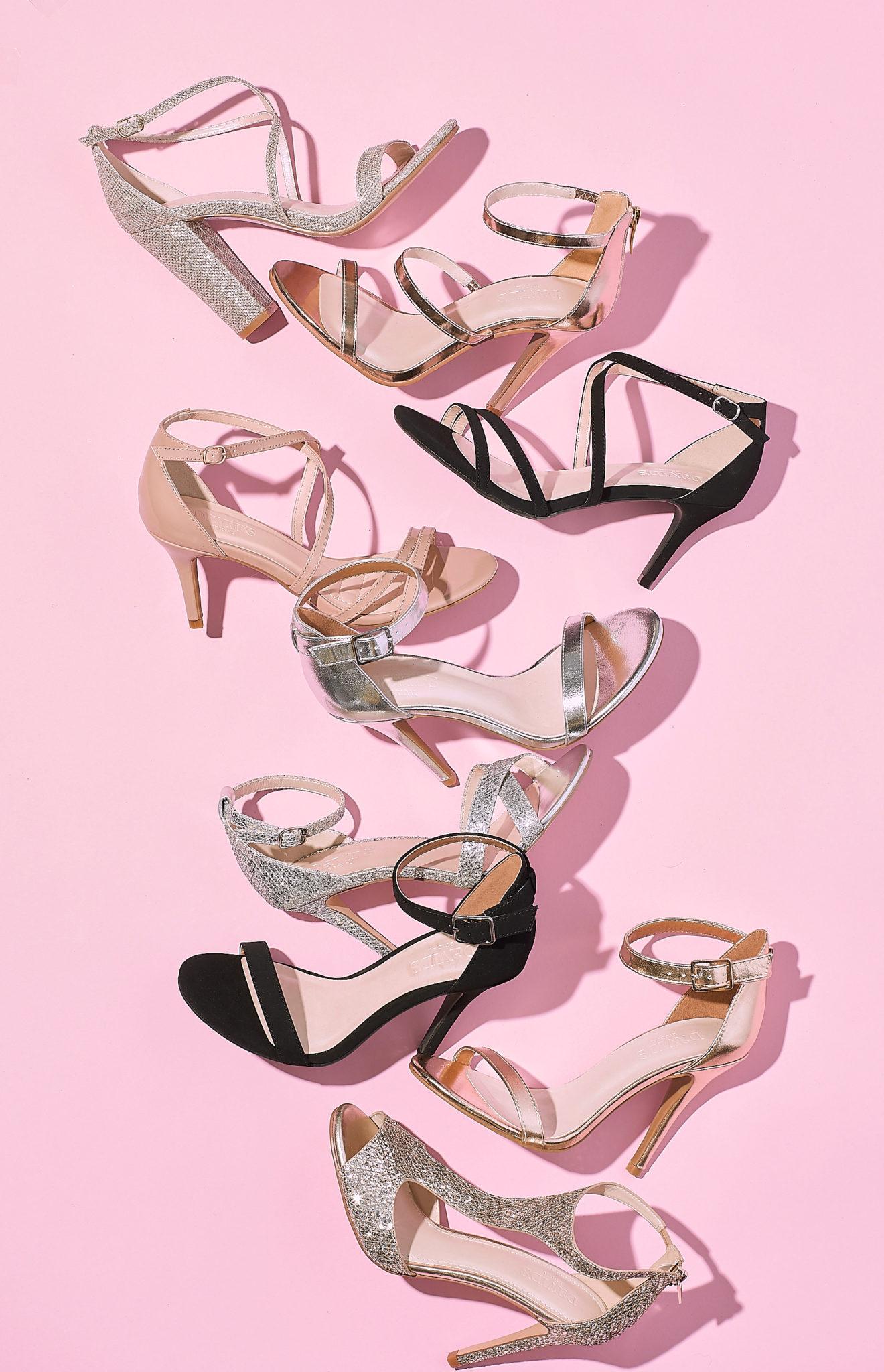 What Color Shoes Should Bridesmaids Wear