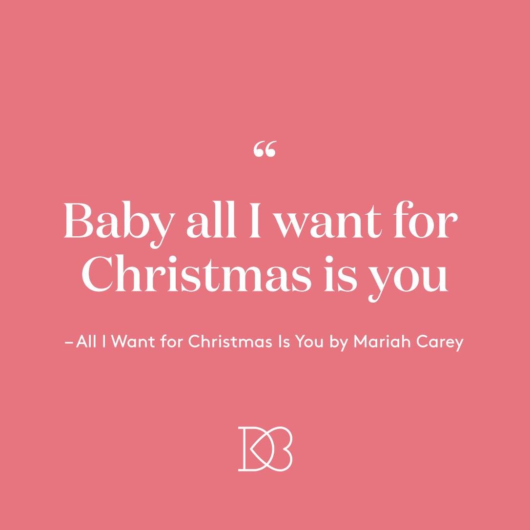 Holiday Love Songs
