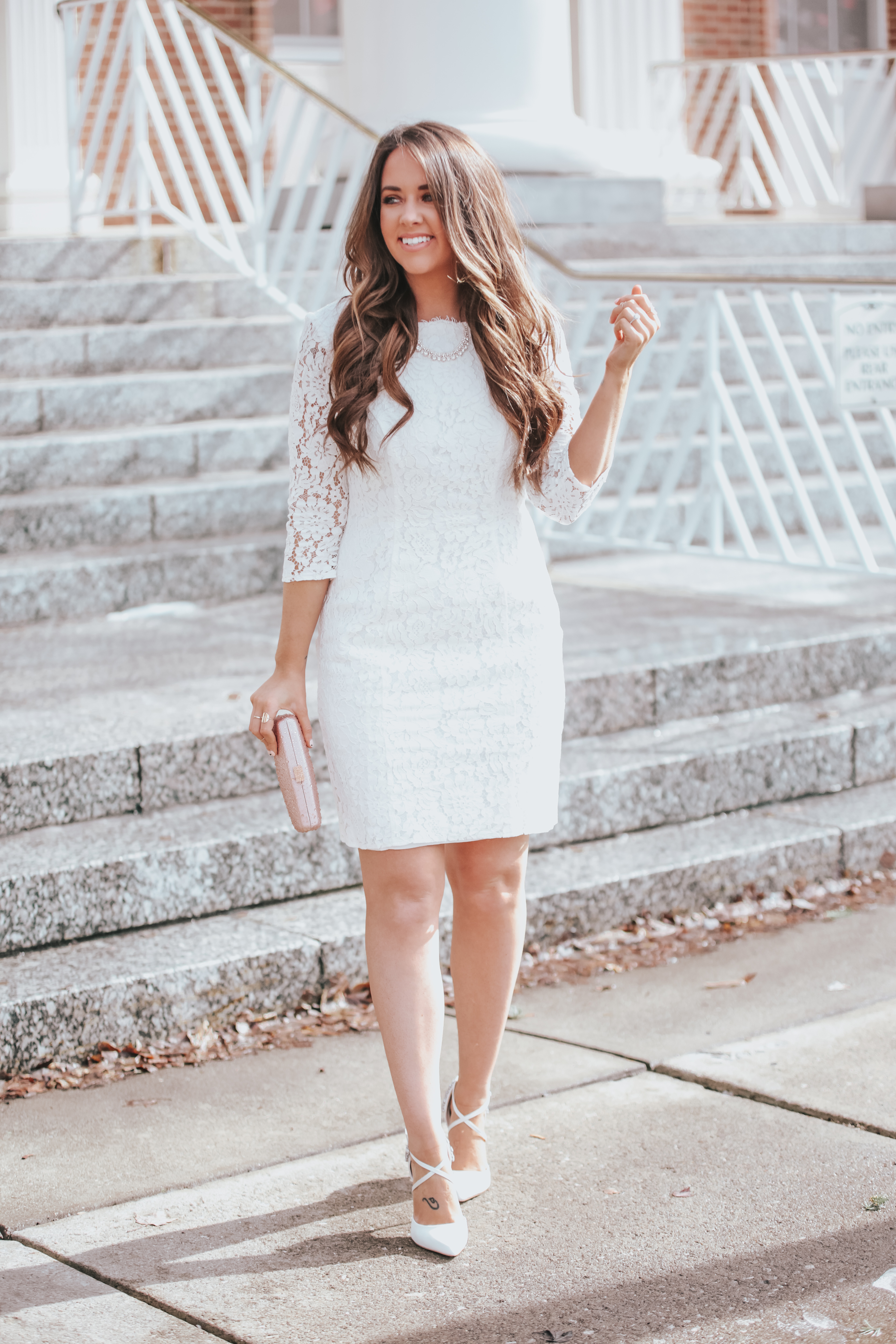 Little White Dresses for Every Wedding