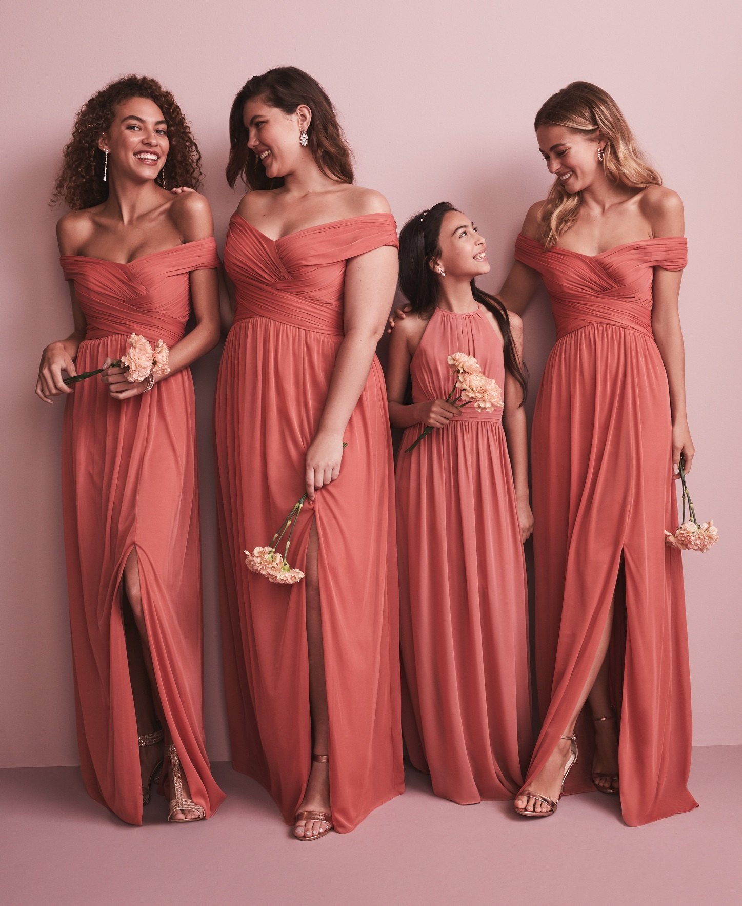 Coral Wedding Gowns: New Color Alert: Corals