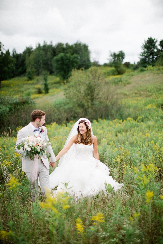 Real Weddings: Meghan and Alex