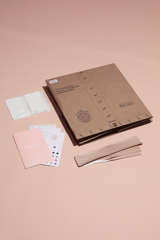 Wedding Dress Preservation Kit Basics