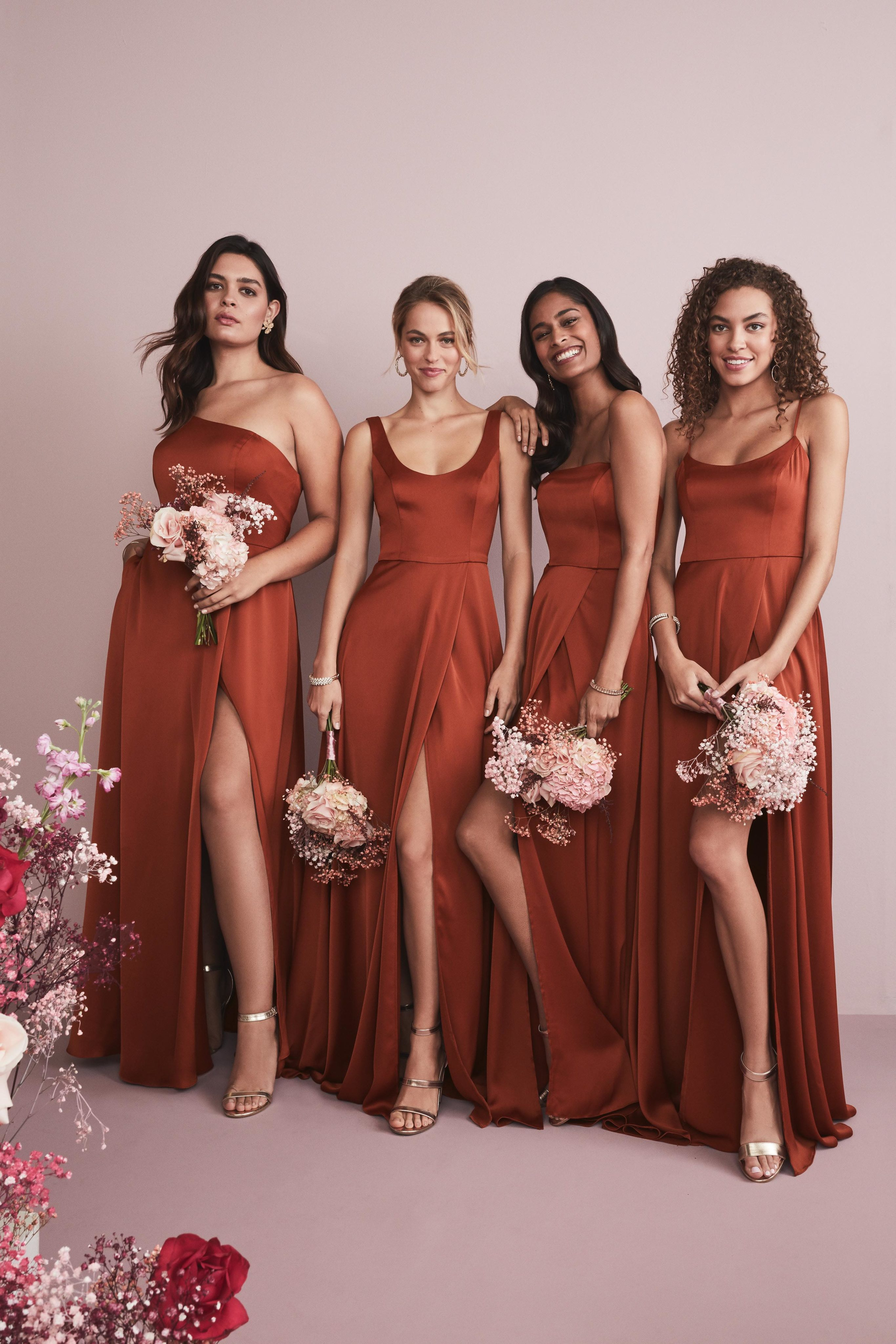 Bliss Bridesmaid Dress Collection