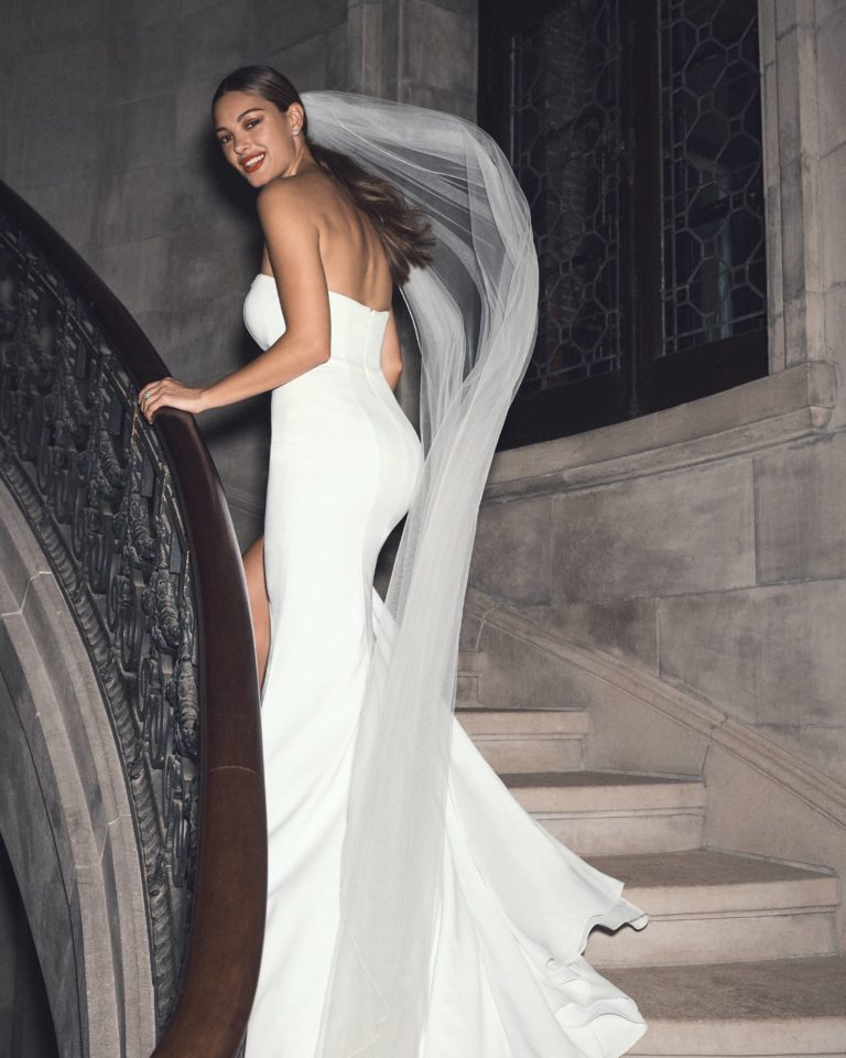 Wedding Gown Cleaning: Currently Craving: Clean And Modern Wedding Dresses