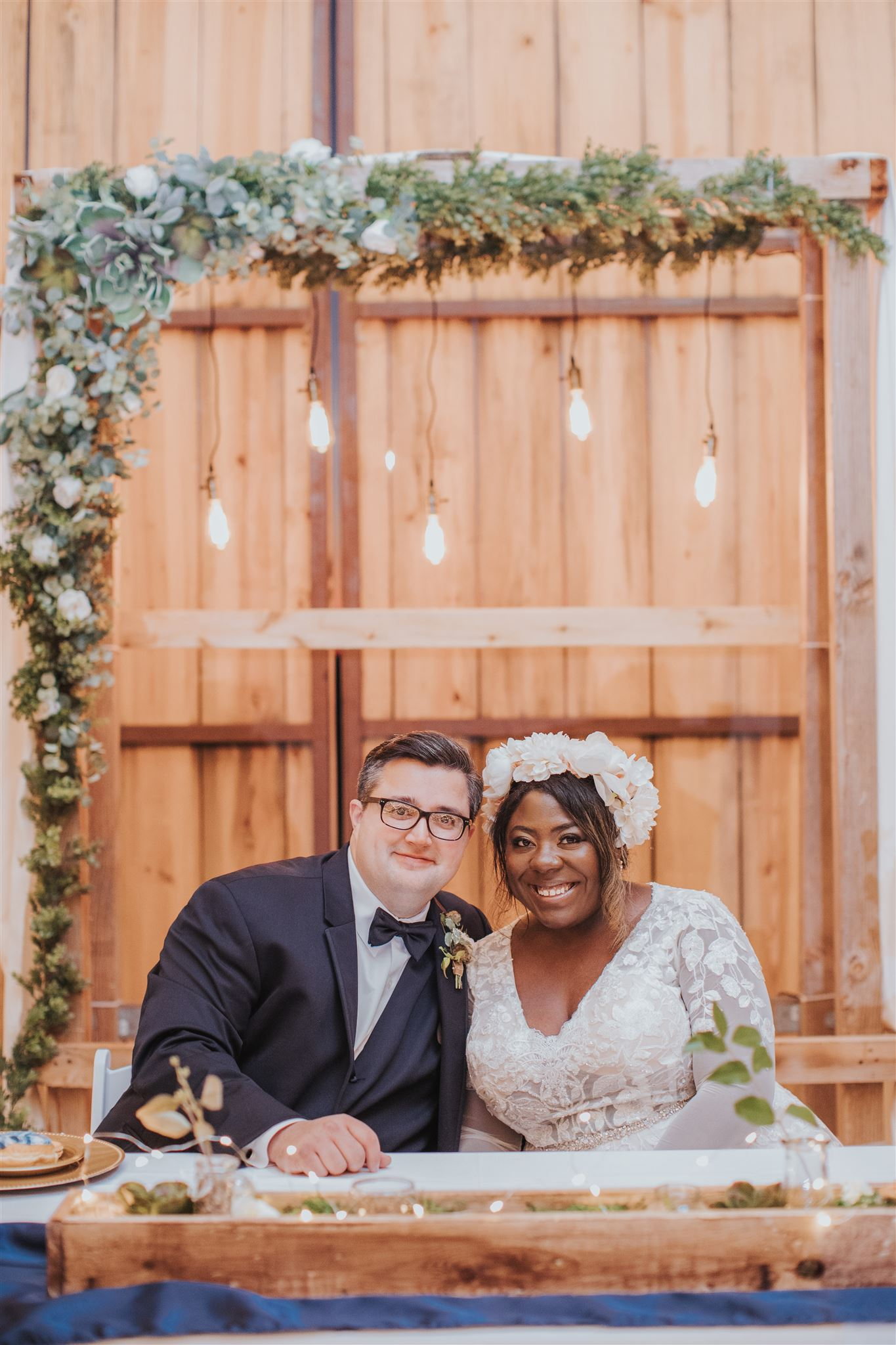 Real Wedding Gabrielle and Matthew