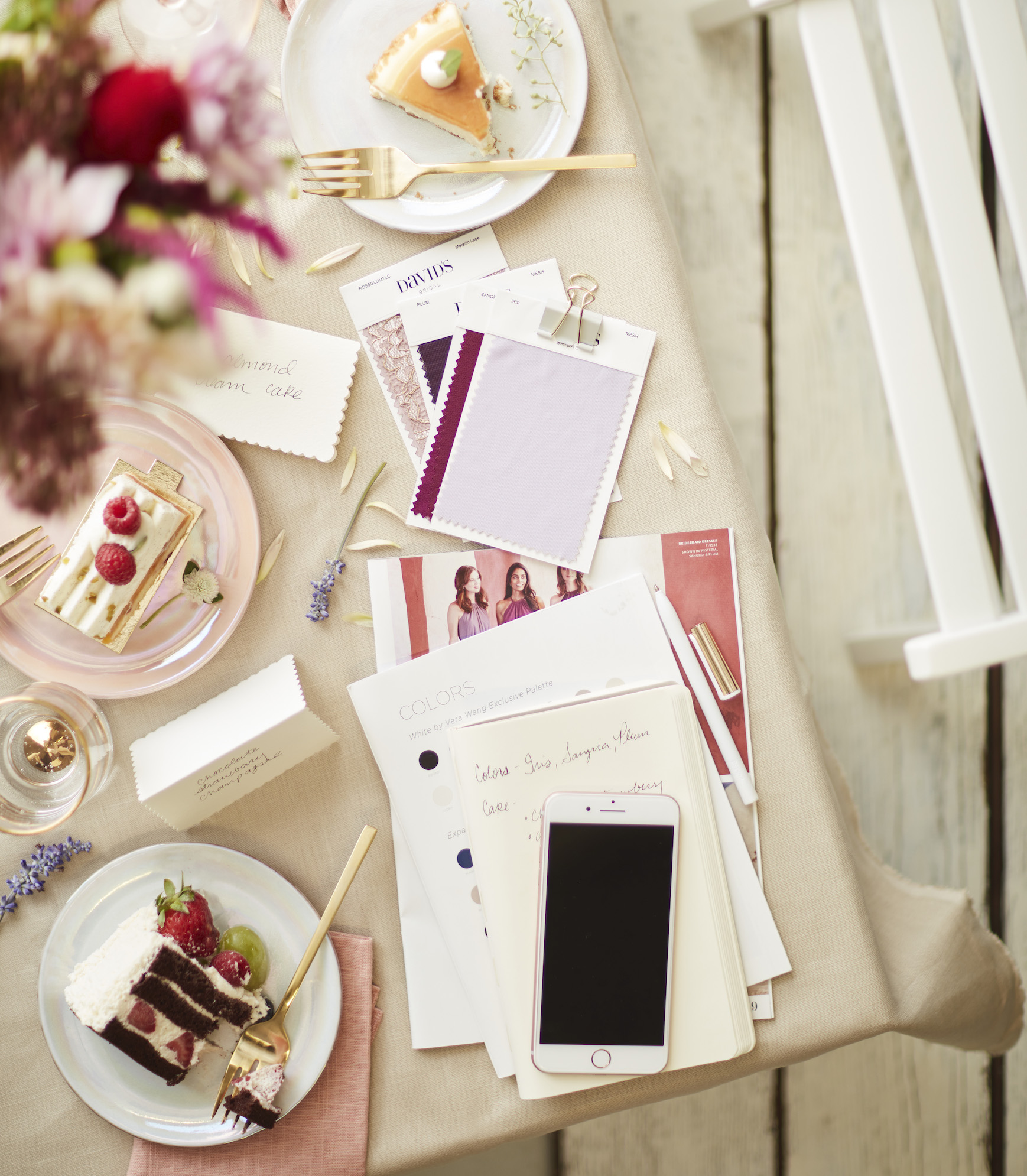 How To Start Planning A Wedding At Home