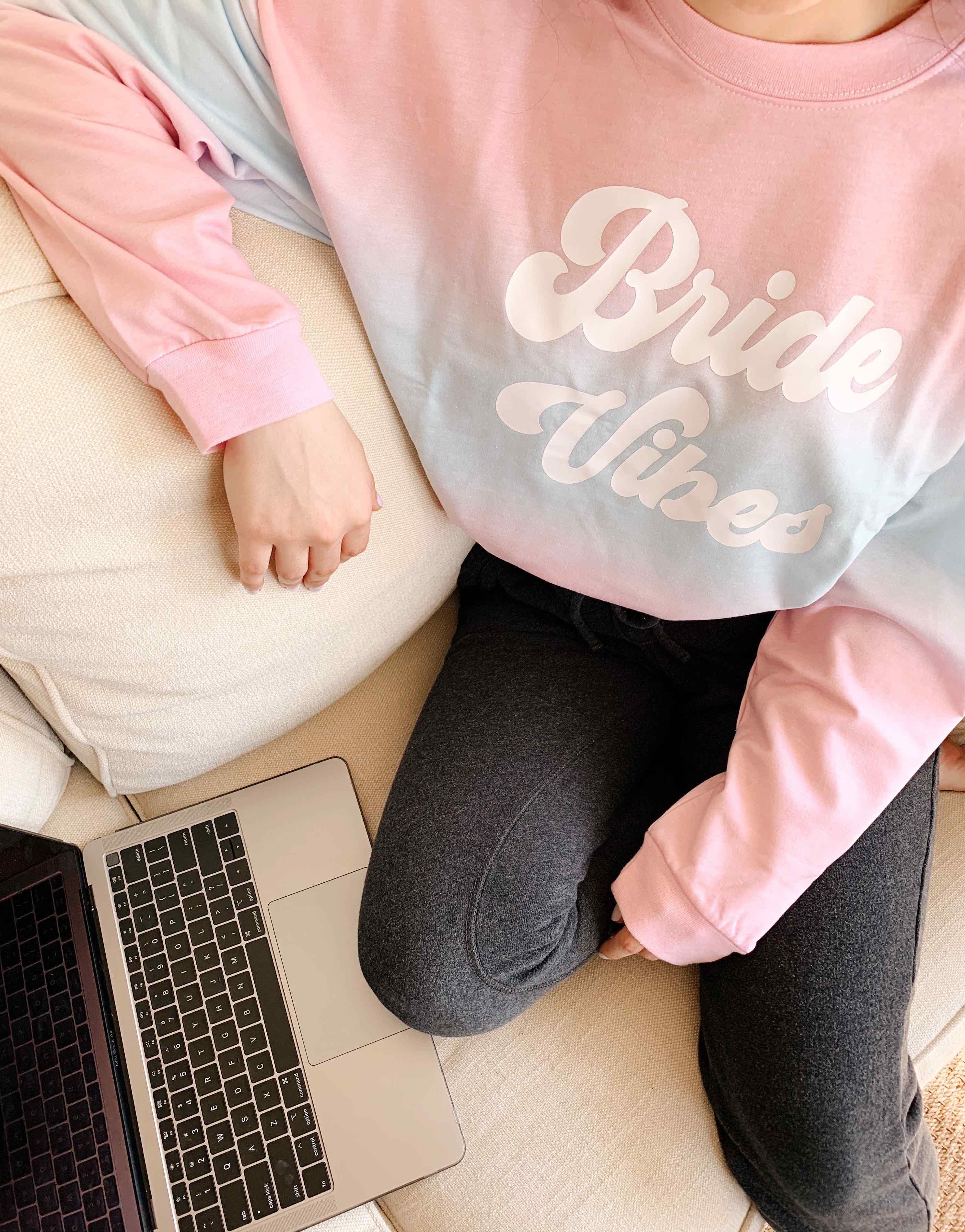 Bride Vibe Sweatshirt