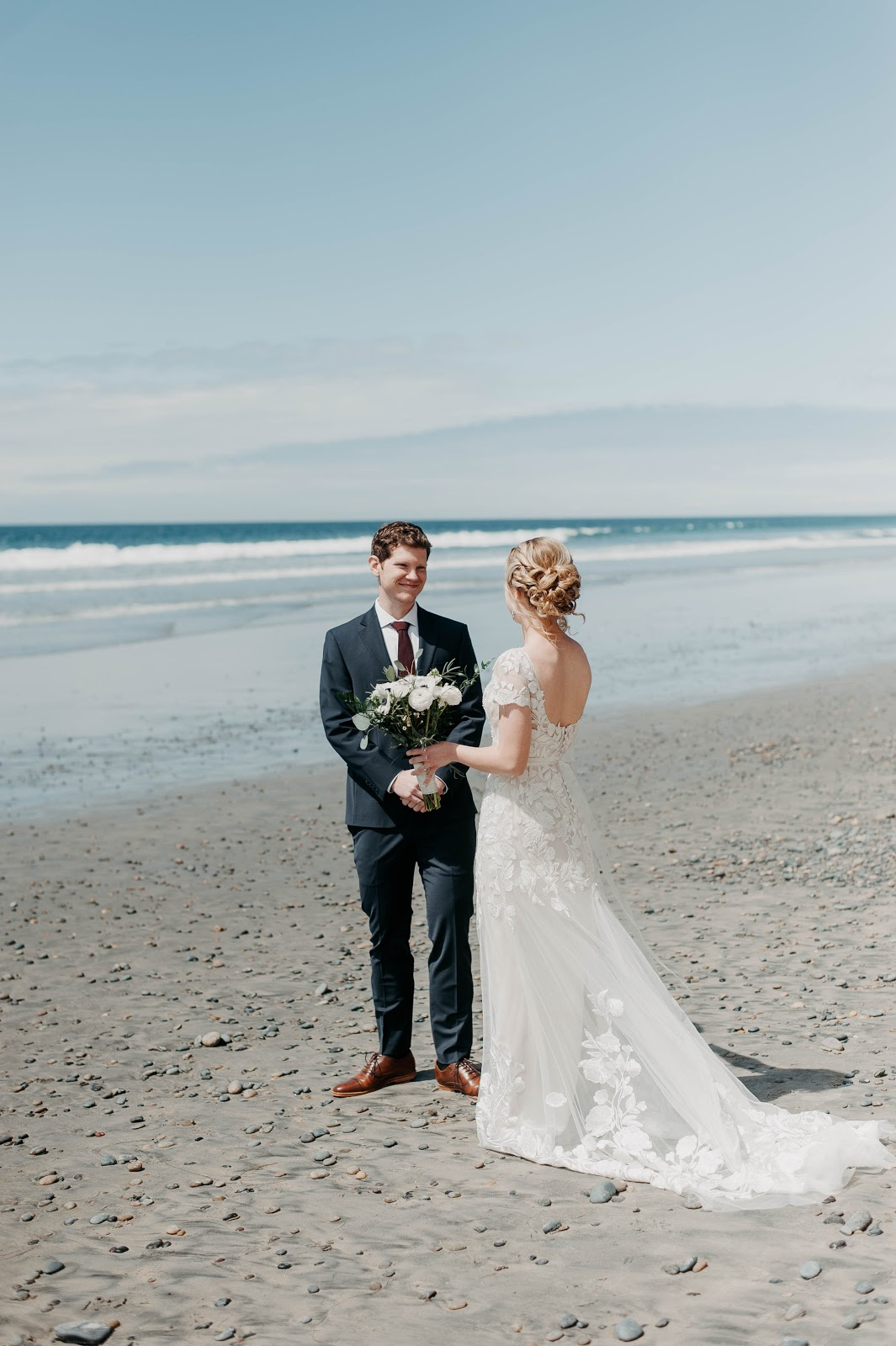 Christy and Jeremy Real Wedding