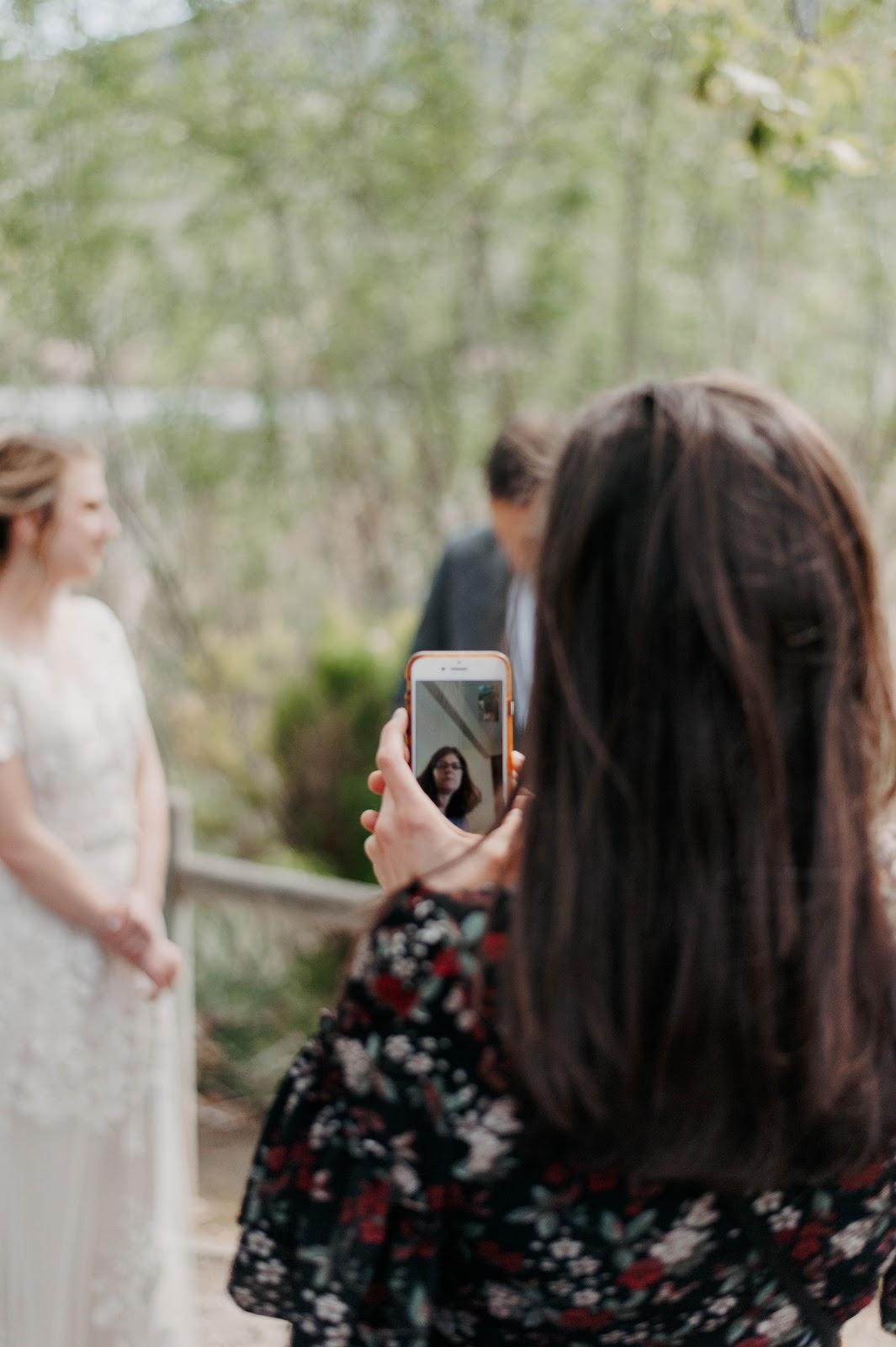 Real Wedding: Christy and Jeremy