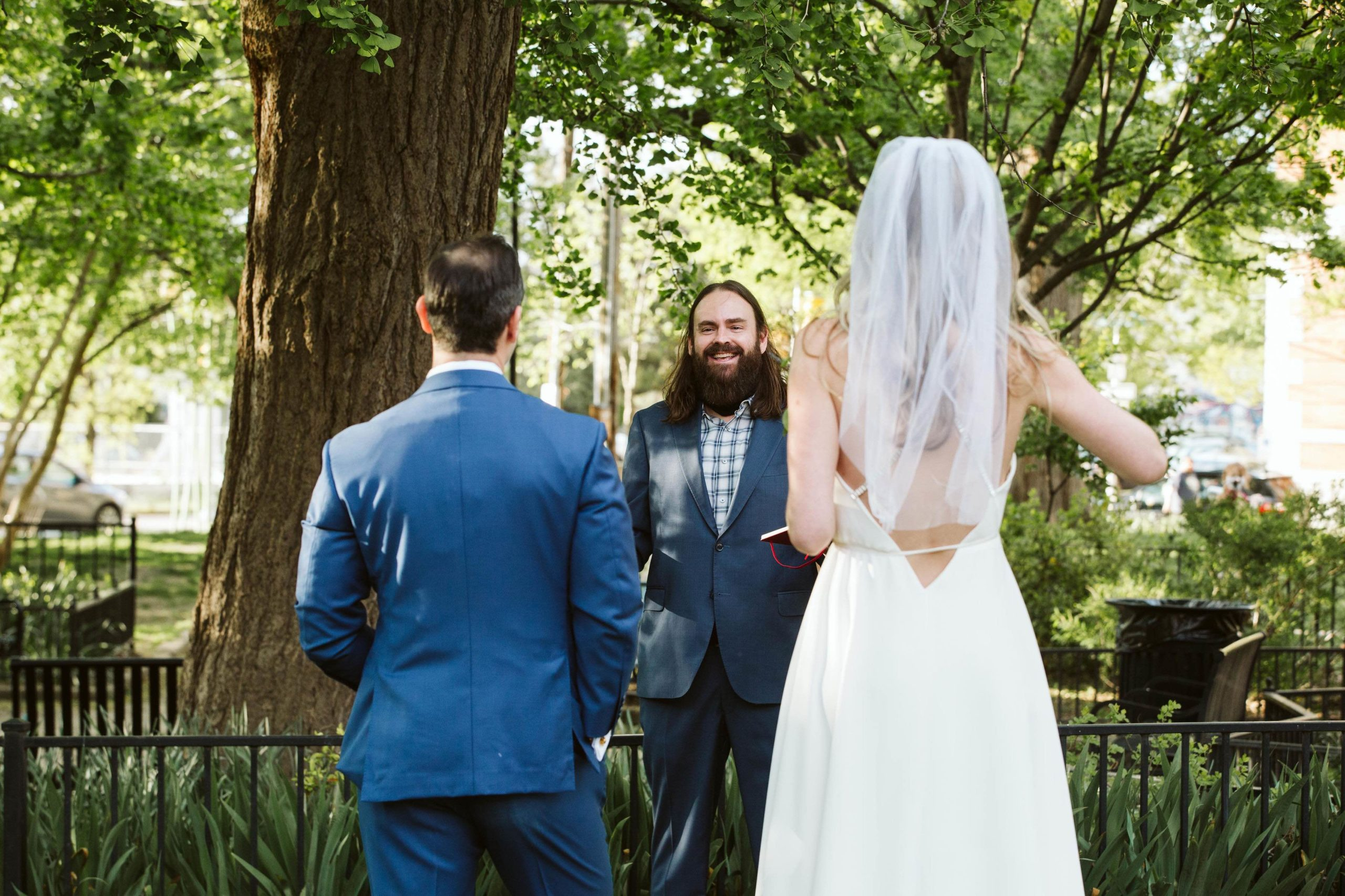 Jordan and Steve Real Wedding