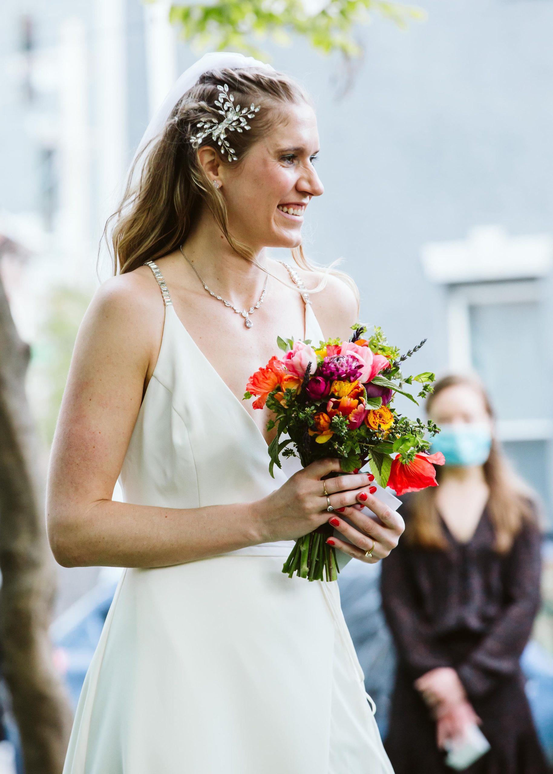Jordan Solo Bride Pic