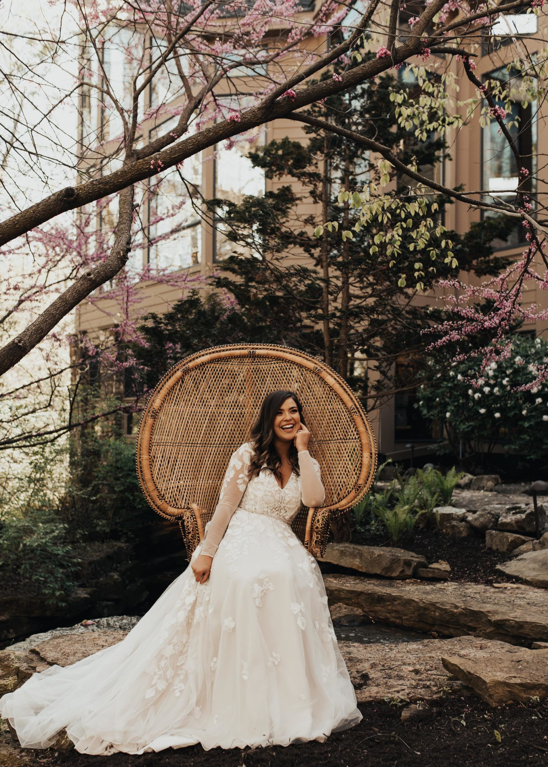 Solo Bride Shot